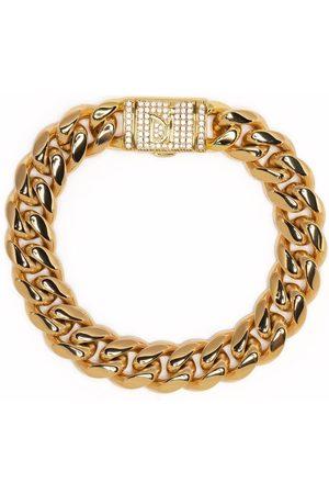 DARKAI Cuban-link chain bracelet