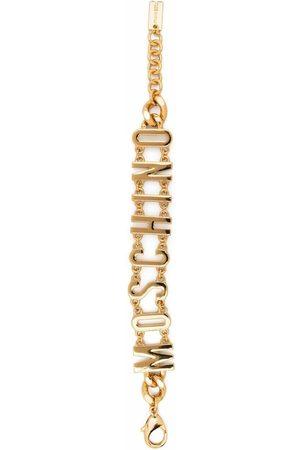 Moschino Women Bracelets - Logo-lettering bracelet