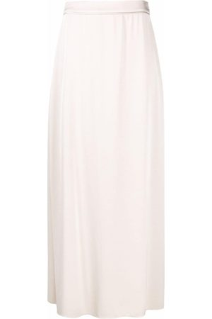 Filippa K Selma long skirt - Neutrals