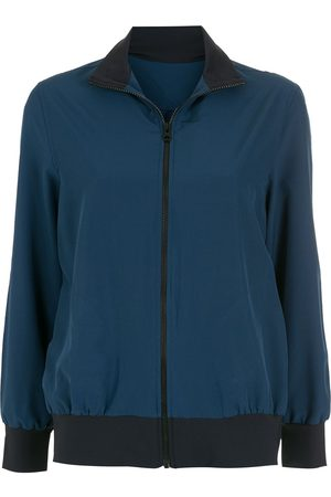 Lygia & Nanny Steffi zip-front track jacket