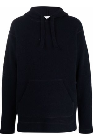 OFFICINE GENERALE Pullover knitted hoodie