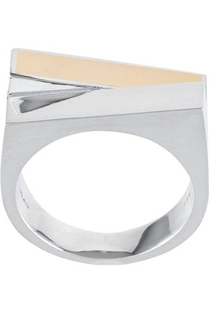 M. COHEN Stackio sterling ring