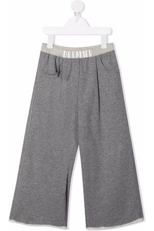 Brunello Cucinelli Wide-leg cotton culottes - Grey
