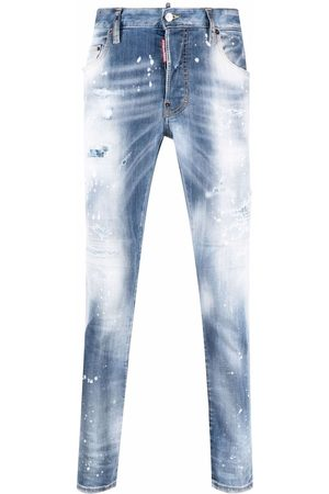 Dsquared2 Super Twinky low-rise skinny jeans