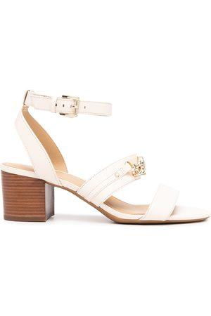 Michael Kors Roxane block-heel sandals