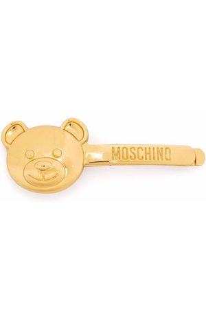 Moschino Teddy Bear tie clip