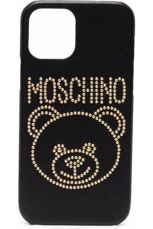 Moschino Teddy bear-motif Iphone 12/12 Pro case