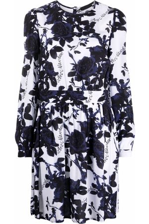 Love Moschino All-over print dress