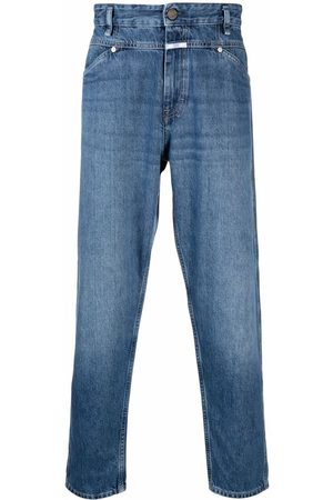 Closed Tapered straight-leg jeans