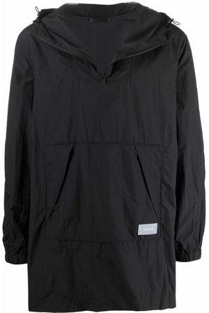 Helmut Lang Men Sports Hoodies - Hooded pullover jacket