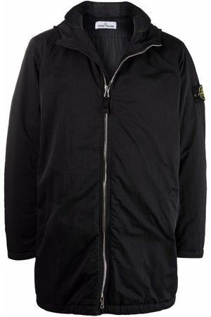 Stone Island Men Parkas - Hooded parka coat