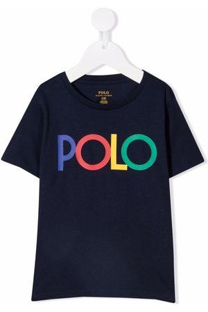 Ralph Lauren Multicolour-logo T-shirt