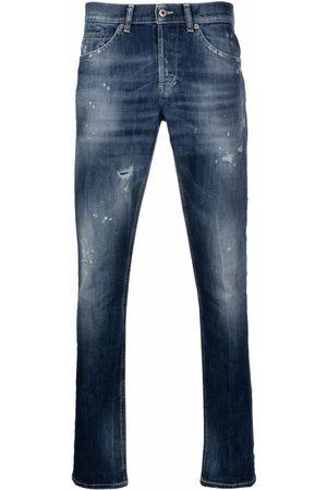 Dondup Light-wash slim-fit jeans