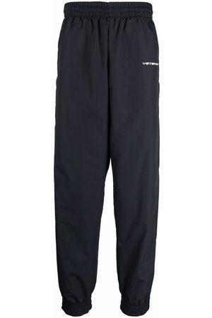 Vetements Side stripe track trousers