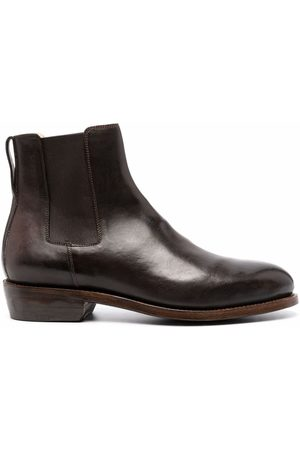 Ajmone Men Ankle Boots - Polished ankle boots