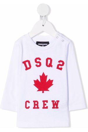 Dsquared2 Kids DSQ2 Crew T-shirt