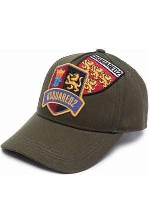 Dsquared2 Kids Patch-embellished baseball cap