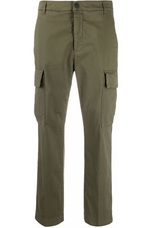 DONDUP Women Cargo Pants - Straight-leg cargo trousers
