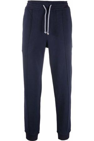 Brunello Cucinelli Men Sweatpants - Slim cut track pants