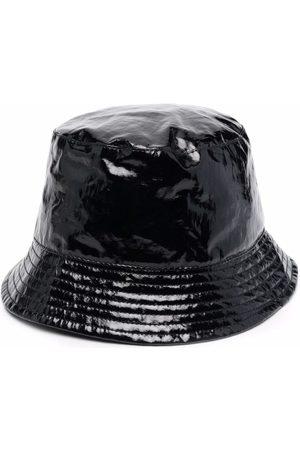 Isabel Marant Logo-embroidery bucket hat