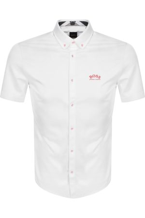 HUGO BOSS BOSS Biada R Short Sleeved Shirt