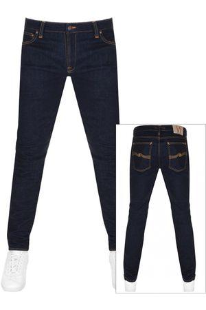 Nudie Jeans Jeans Skinny Lin Jeans Dry Deep