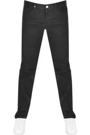 Armani J13 Slim Fit Jeans Grey