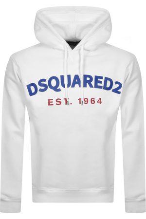 Dsquared2 Est 64 Logo Hoodie