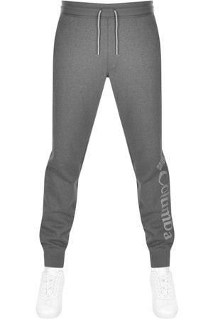 Columbia Logo Fleece Joggers Grey