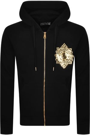 VERSACE Couture Full Zip Logo Hoodie
