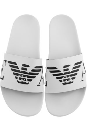Armani Emporio Logo Sliders