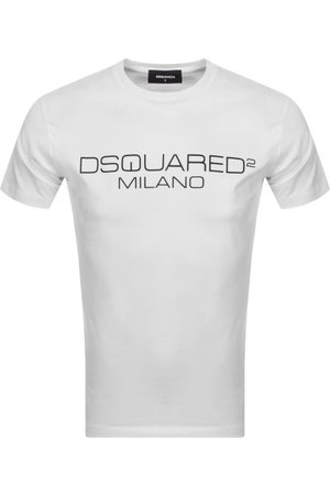 Dsquared2 Short Sleeved Milano T Shirt