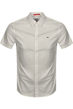 Tommy Hilfiger Short Sleeved Twill Shirt