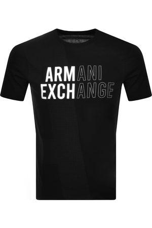 Armani Short Sleeve Logo T Shirt
