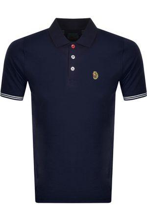 Luke 1977 1977 New Mead Polo T Shirt Navy
