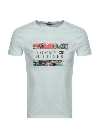 Tommy Hilfiger Hawaiian Flag T Shirt