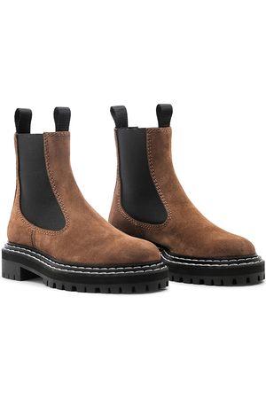Proenza Schouler Women Chelsea Boots - Women's Lug Sole Chelsea Booties