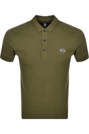 Replay Short Sleeved Logo Polo T Shirt