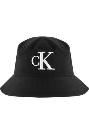 Calvin Klein Monogram Logo Bucket Hat