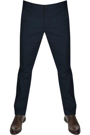 Farah Elm Chino Trousers Navy