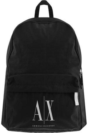Armani Logo Backpack