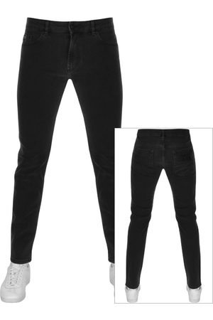 VERSACE Couture Narrow Fit Jeans Grey