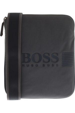 HUGO BOSS BOSS HUGO BOSS Pixel Zip Bag Grey