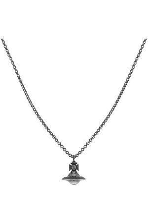 Vivienne Westwood Chloris Orb Pendant Grey