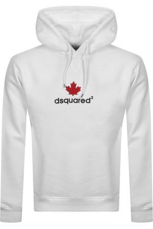 Dsquared2 Mini Leaf Logo Hoodie