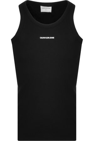 Calvin Klein Logo Vest T Shirt