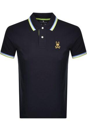 Bunny St Lucia Polo T Shirt Navy