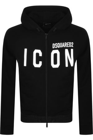 Dsquared2 Full Zip Logo Hoodie