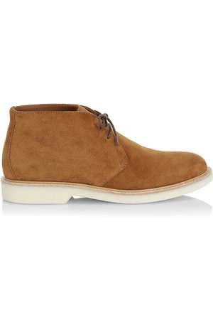 Brunello Cucinelli Men's Suede Desert Boots - - Size 7.5