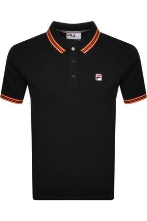 Fila Prime Tipped Polo T Shirt